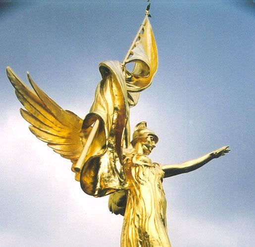 irst Division Monument