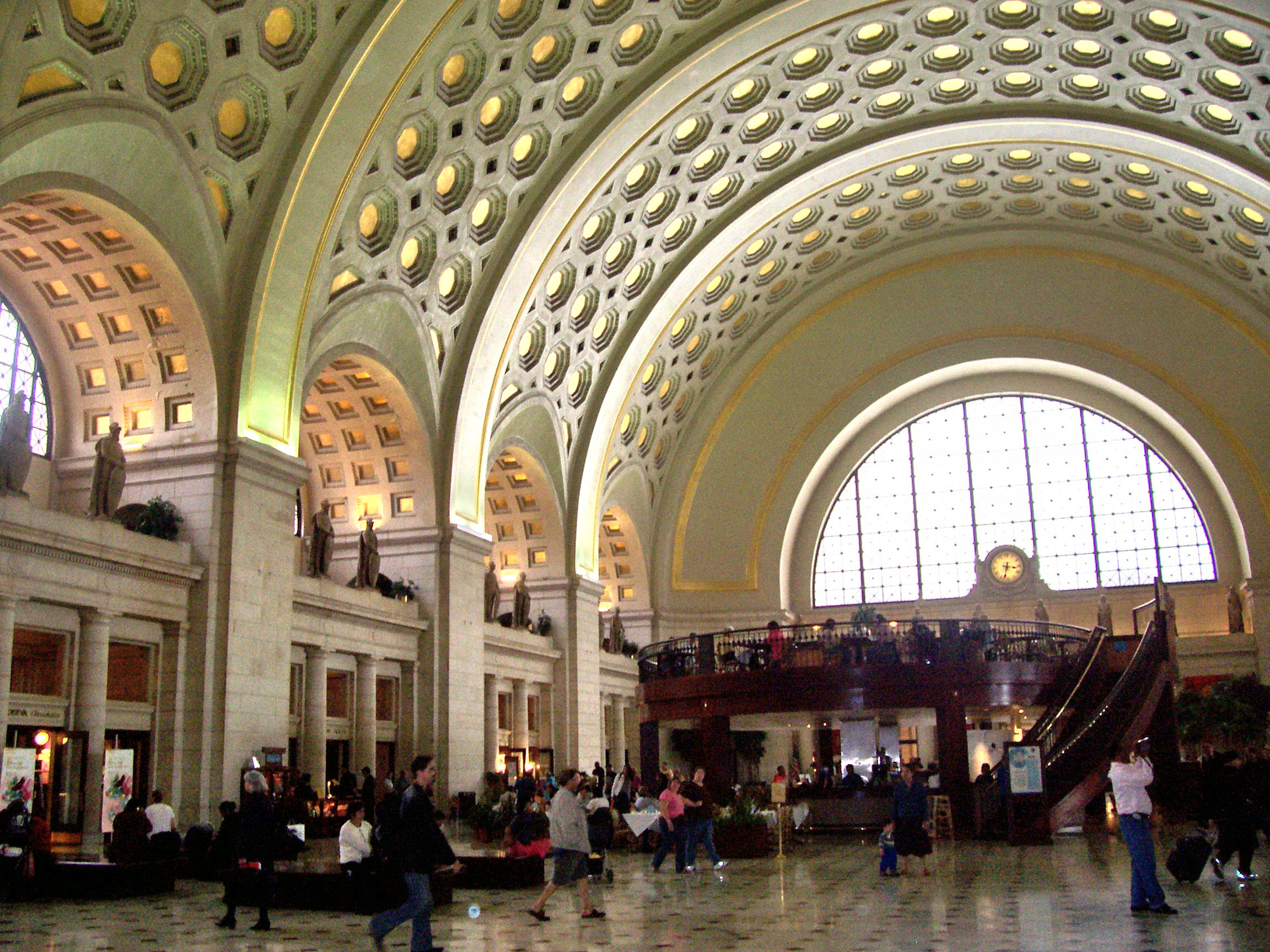 Union Station Washinton DC