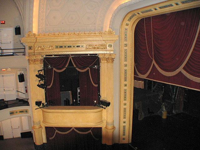 Hudson Theatre Architrave NY, NY
