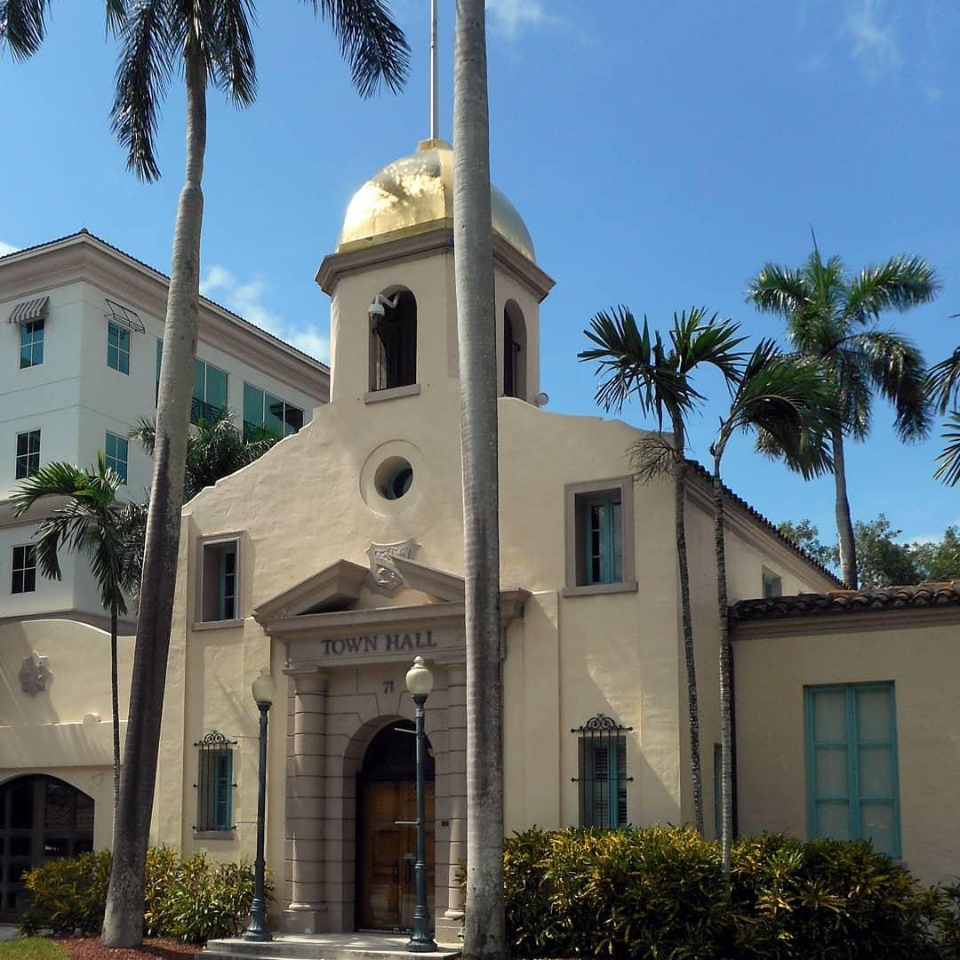 Historic Boca Raton Old City Hall