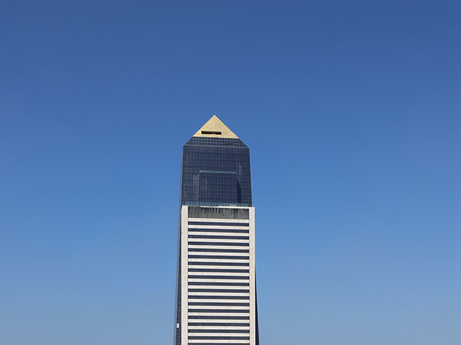 WAFI Tower – Dubai, UAE